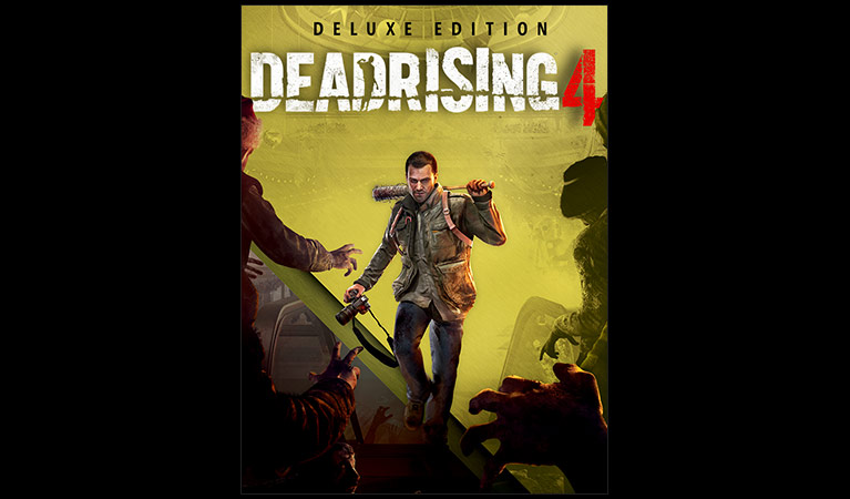 Imagem da caixa do Dead Rising 4 Digital Deluxe Edition