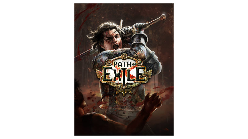 Imagem da caixa do Path of Exile Standard Edition