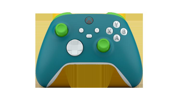 Manette Xbox Design Lab préconfigurée prête à être personnalisée