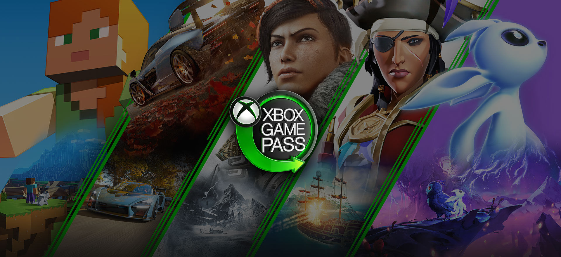 Play games like Tomb Raider, Halo and Gears 5 with Xbox Game Pass