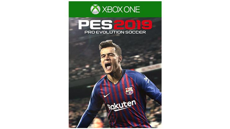Pro Ecolution Soccer 2019 box shot