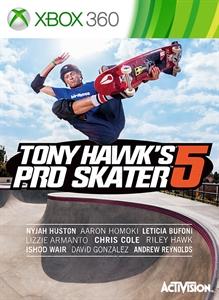 Tony Hawk Pro Skater 5 boxshot