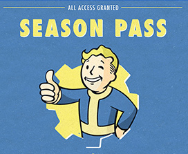 Balík Pip Boy Season Pass