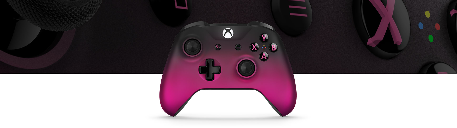 Manette sans fil Dawn Shadow