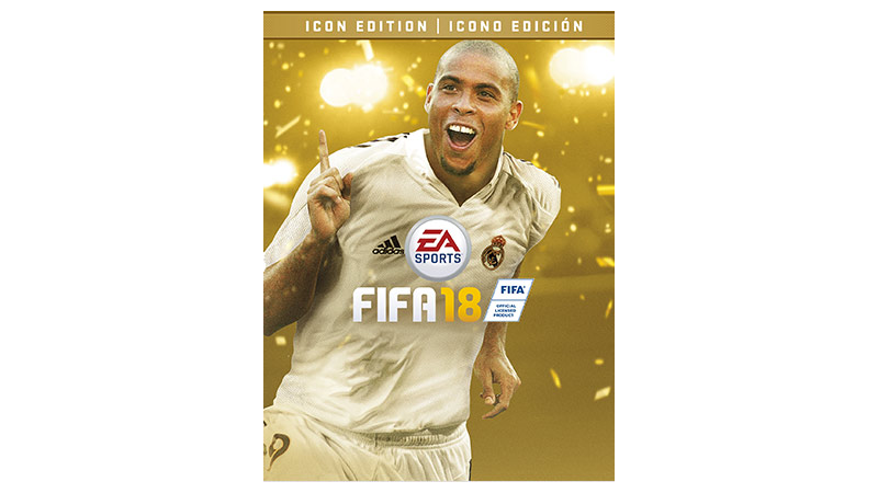 ICON Edition-coverbillede