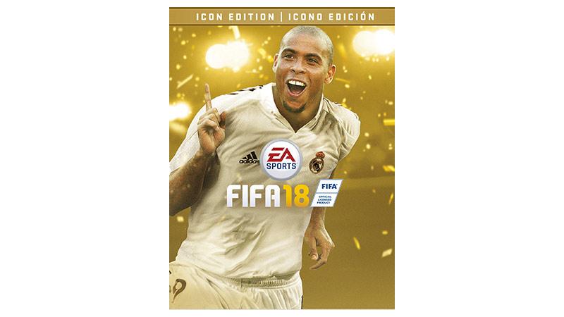 FIFA18 édition Icône