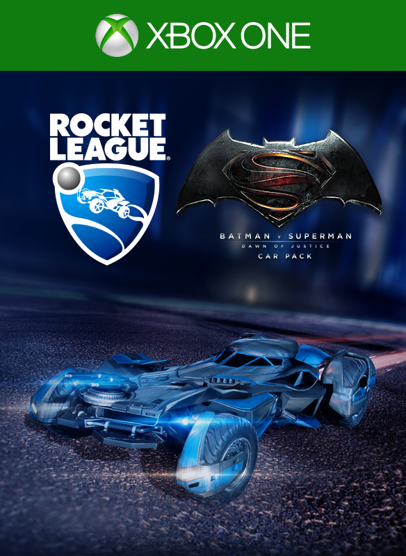 Rocket League® ⎼ Batman v Superman: Dawn of Justice Car Pack