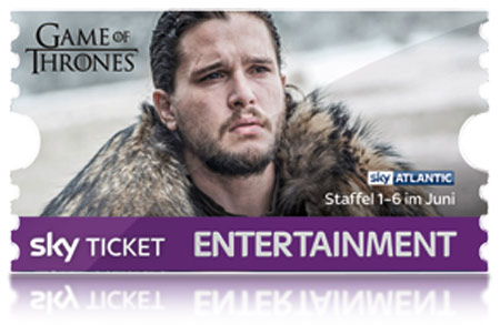 Game of Thrones tout