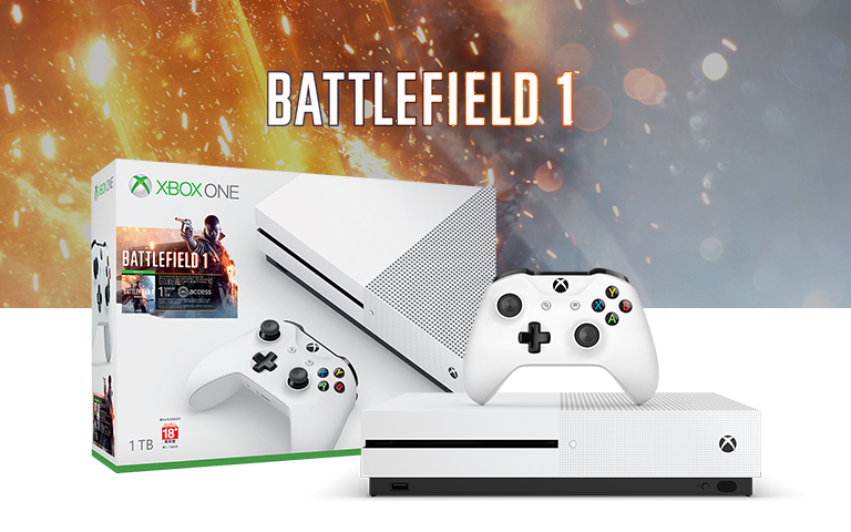 Battlefield 1 1TB Bundle