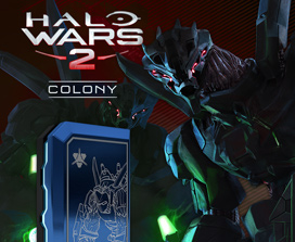 Pack Colony Leader de Halo Wars 2