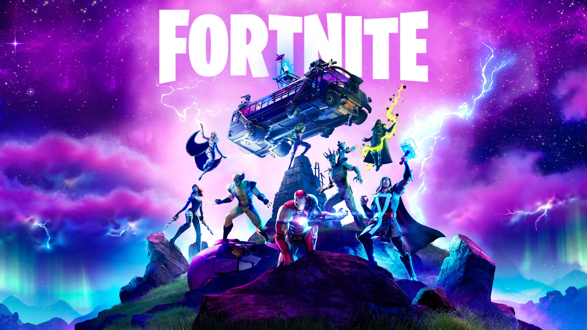 Fortnite For Xbox One Xbox
