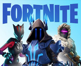 Fortnite-coverbillede
