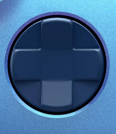 Směrový ovladač bezdrátového ovladače pro Xbox Aqua Shift