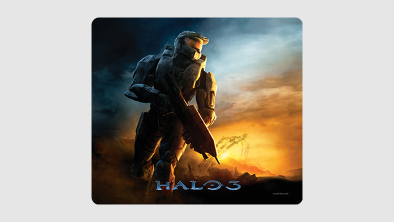 Halo 3 Mousepad