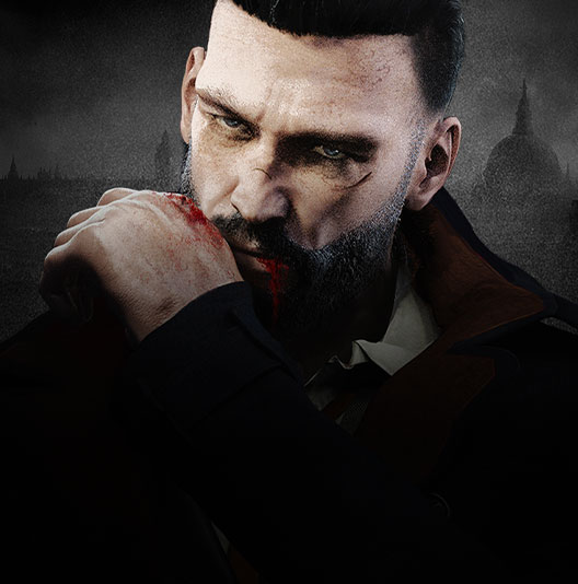 Game art from Vampyr