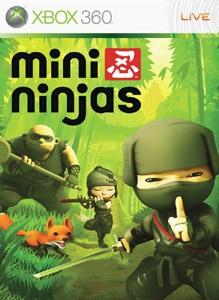 Mini Ninjas boxshot