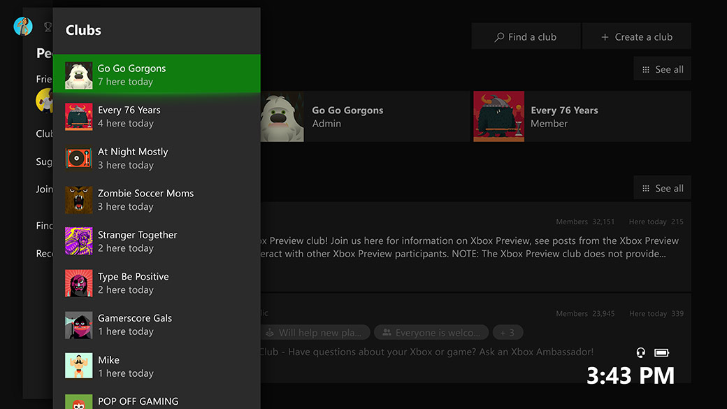 Effortless Guide navigation Experience the New Xbox