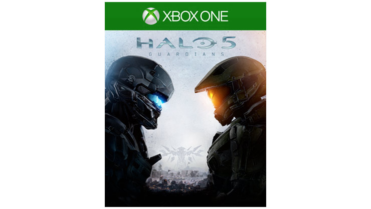 Halo 5: Guardians boxshot