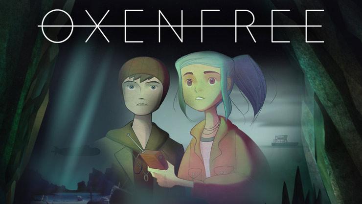 Oxenfree boxshot