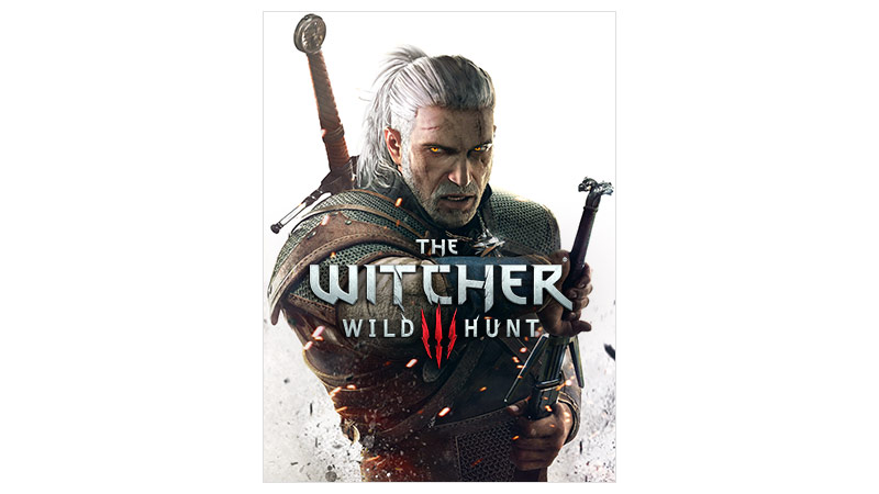 Witcher 3 standard edition box art