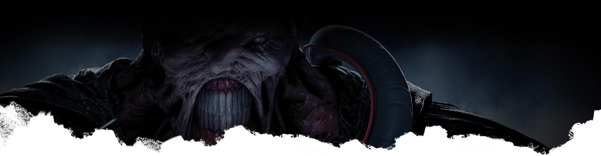 Nemesis' bedrohliches Gesicht