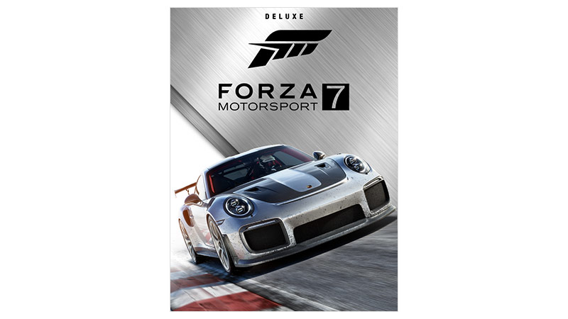Forza Motorsport 7  Deluxe Edition box art