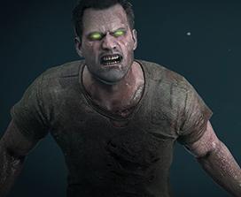 Captura de pantalla de DLC de Frank Rising
