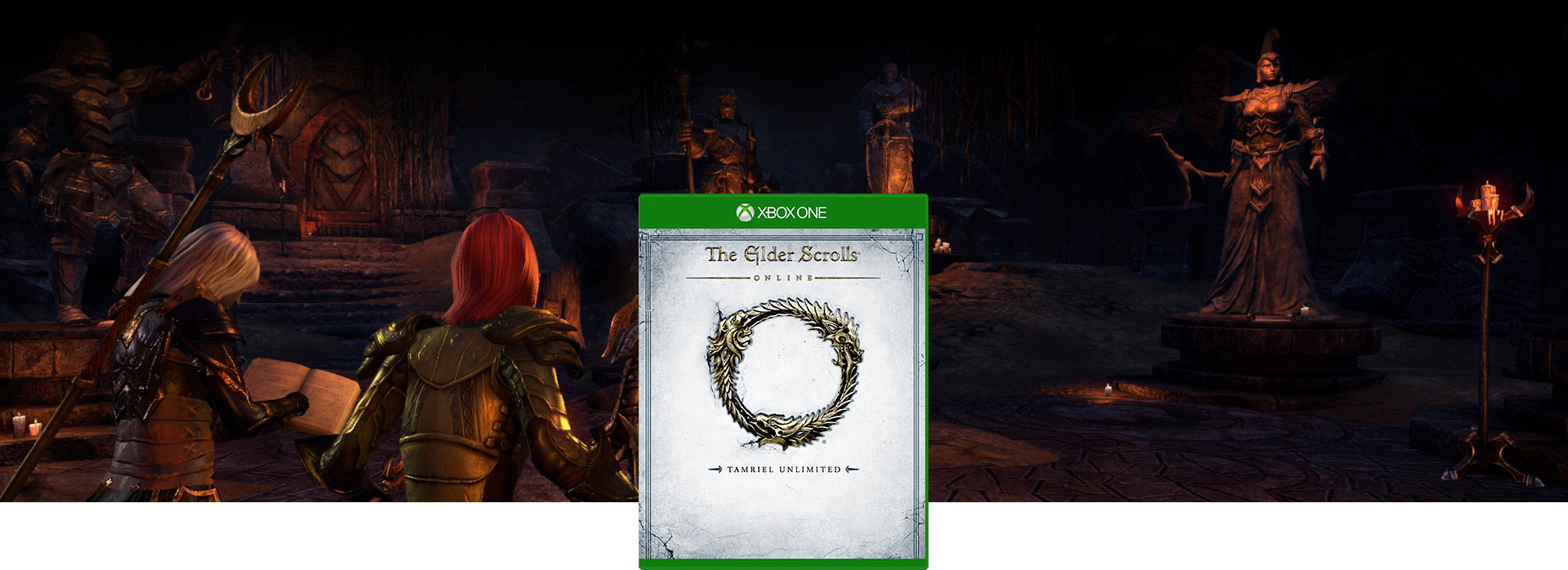 The Elder Scrolls Online – coverbillede