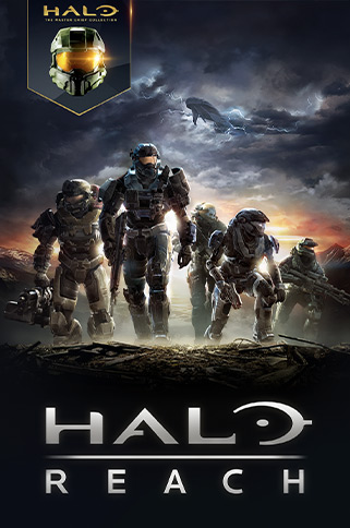 Halo: Reach Boxshot
