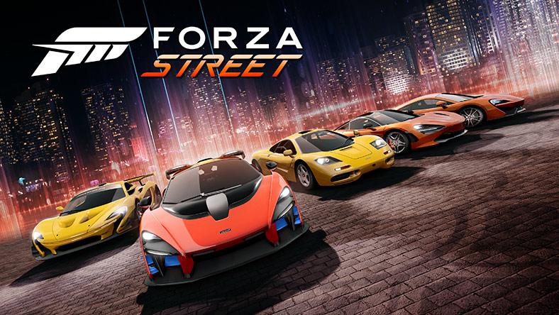 Image de la boîte de ForzaStreet