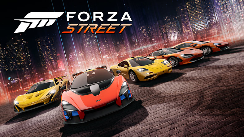 Forza Street-coverbilde