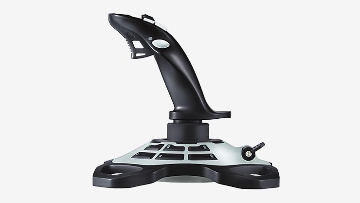 Black 3D Pro Joystick