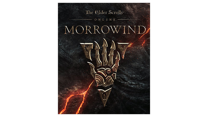 The Elder Scrolls Online: Morrowind -pakkauksen kansi