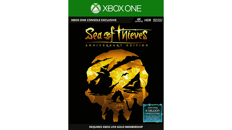 Sea of Thieves-coverbilde