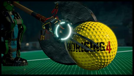 DLC Super Ultra Dead Rising4 Mini Golf