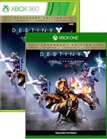 《命运:邪神降临》登录 Xbox One 以及 Xbox 360