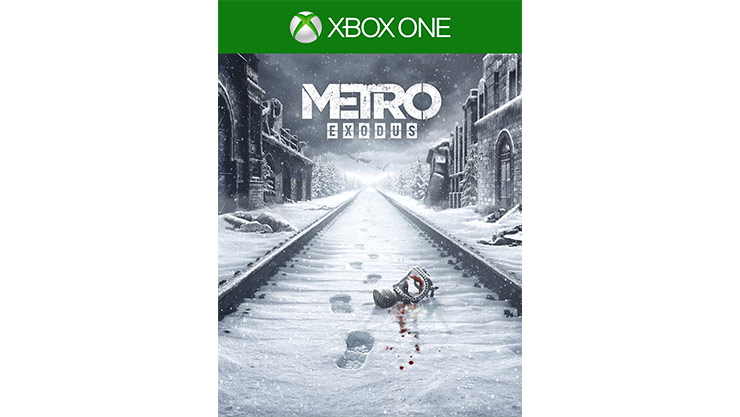 Metro Exodus game box shot