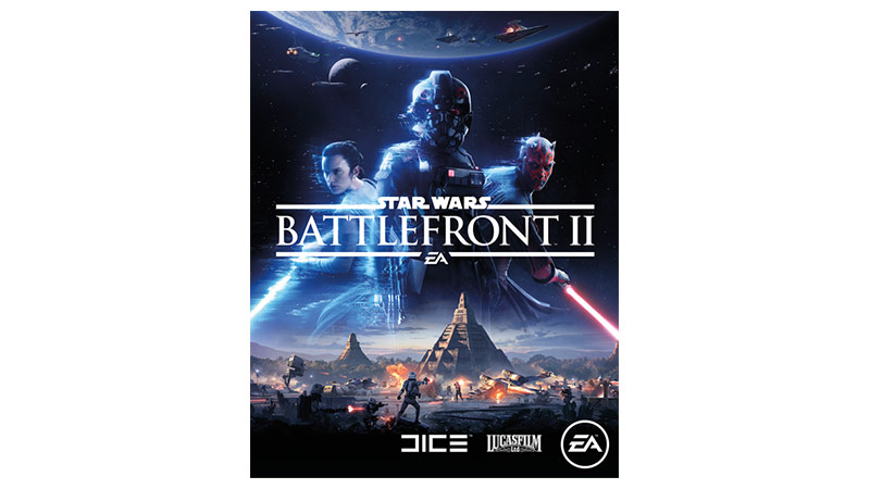 Star Wars Battlefront II Standard Edition-coverbilde