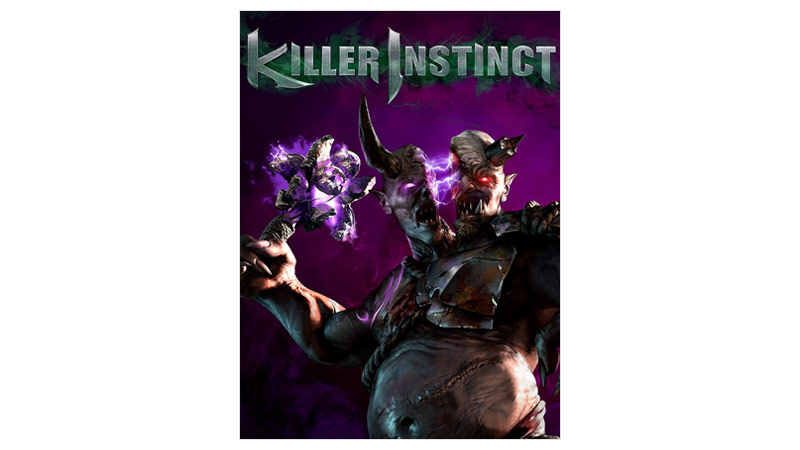 Killer Instinct Standard Edition-coverbillede
