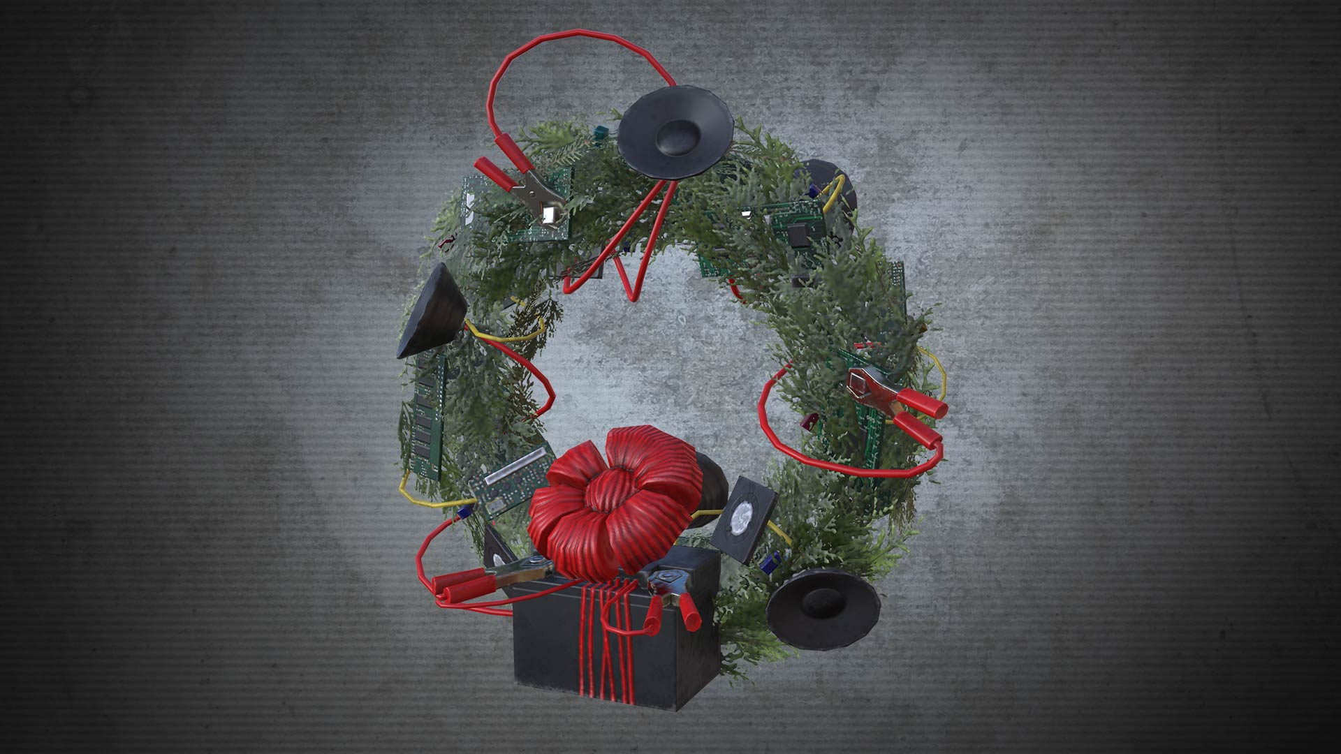 Dead Rising 4 electric wreath weapon