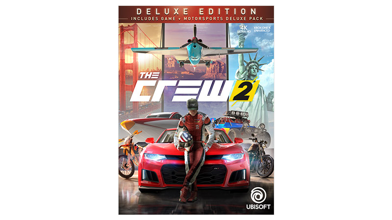 Crew 2 deluxe Edition box shot