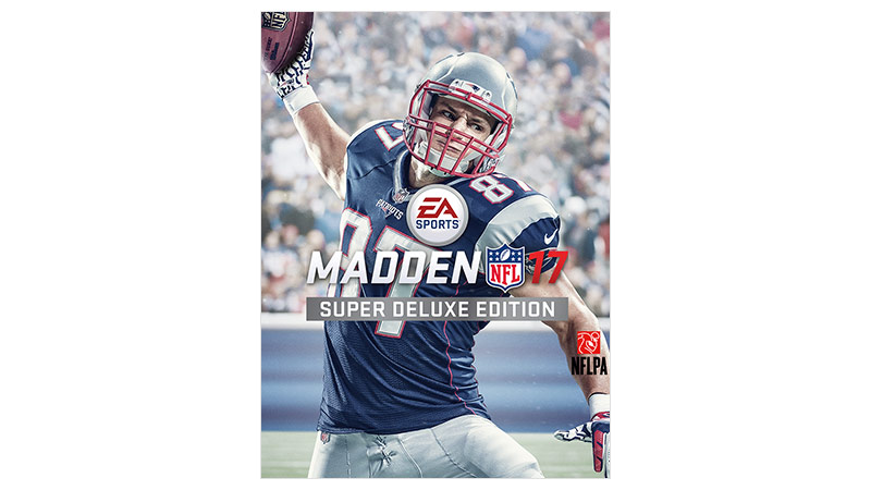 Madden 17 Super Deluxe Edition box shot