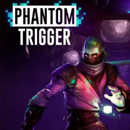 Phantom Trigger, watercolor version of purple ninja Grisaia