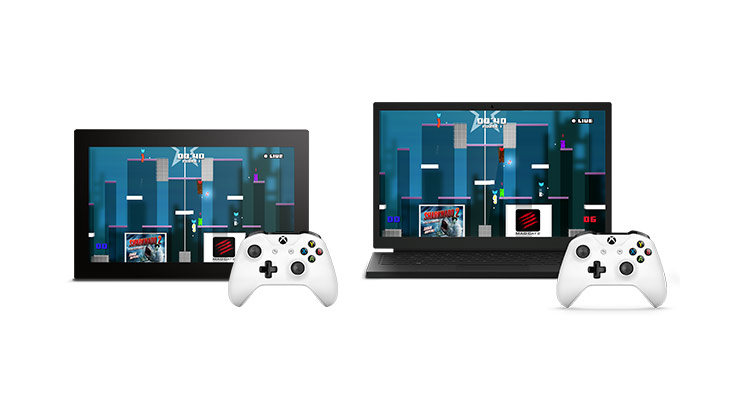 Xbox Play Anywhere pour Xbox One