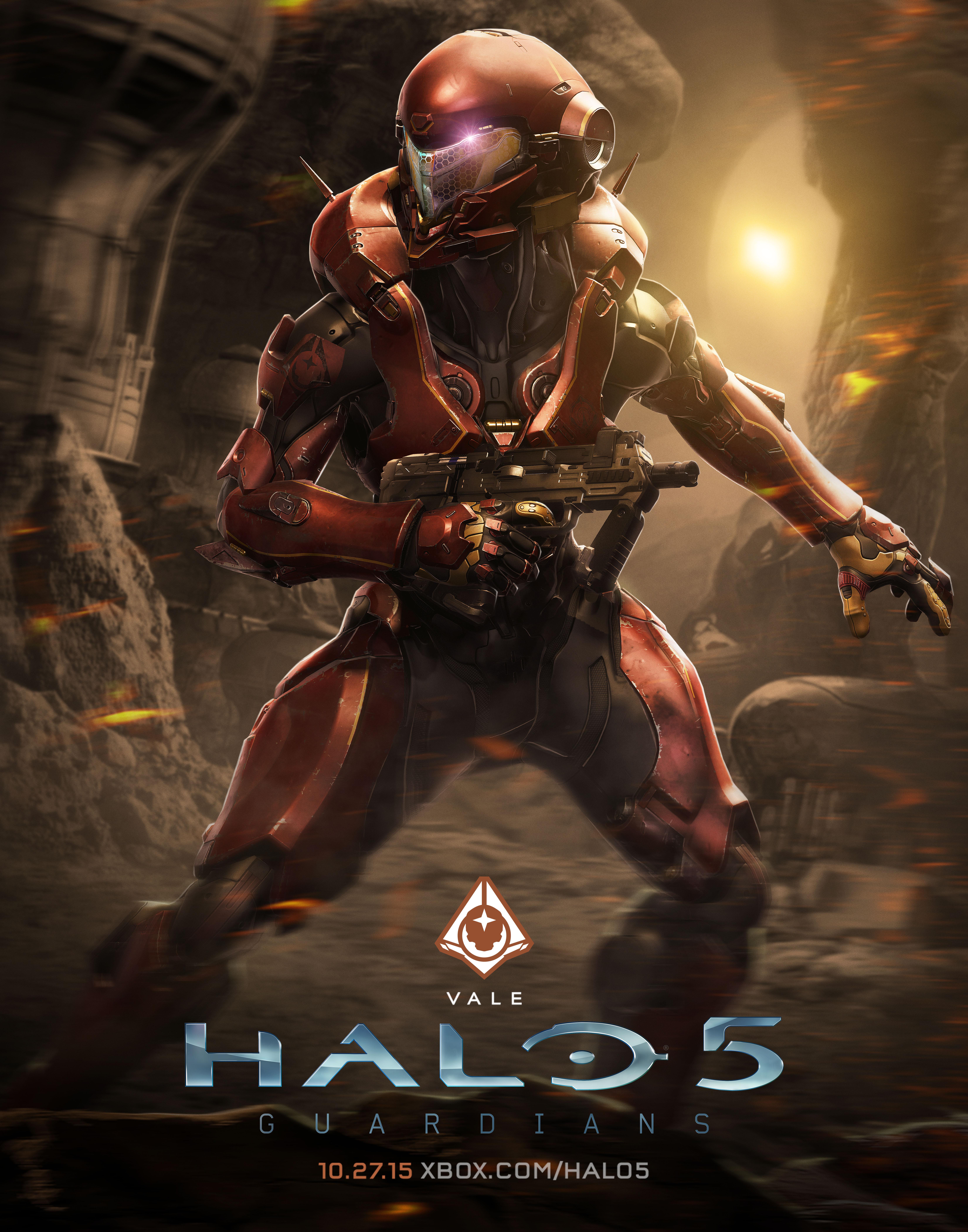 Halo 5: Guardians  Xbox