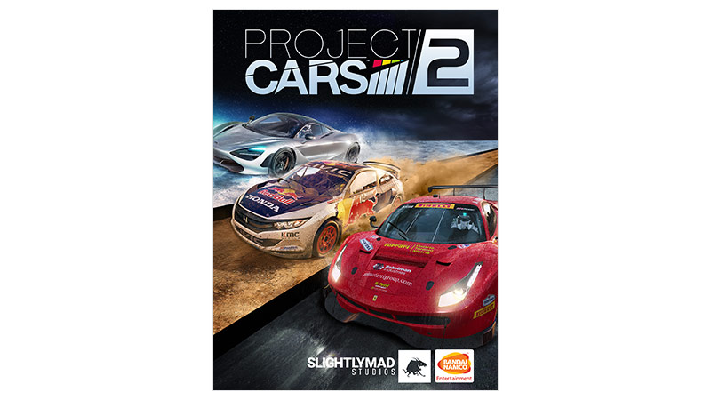 Project Cars 2 Standard Edition