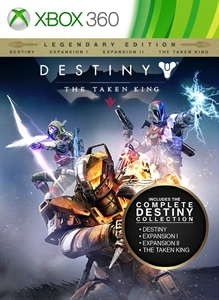 Destiny: The Taken King – Legendary Edition boxshot