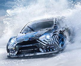 《Forza Horizon 3》BLIZZARD MOUNTAIN 扩展包