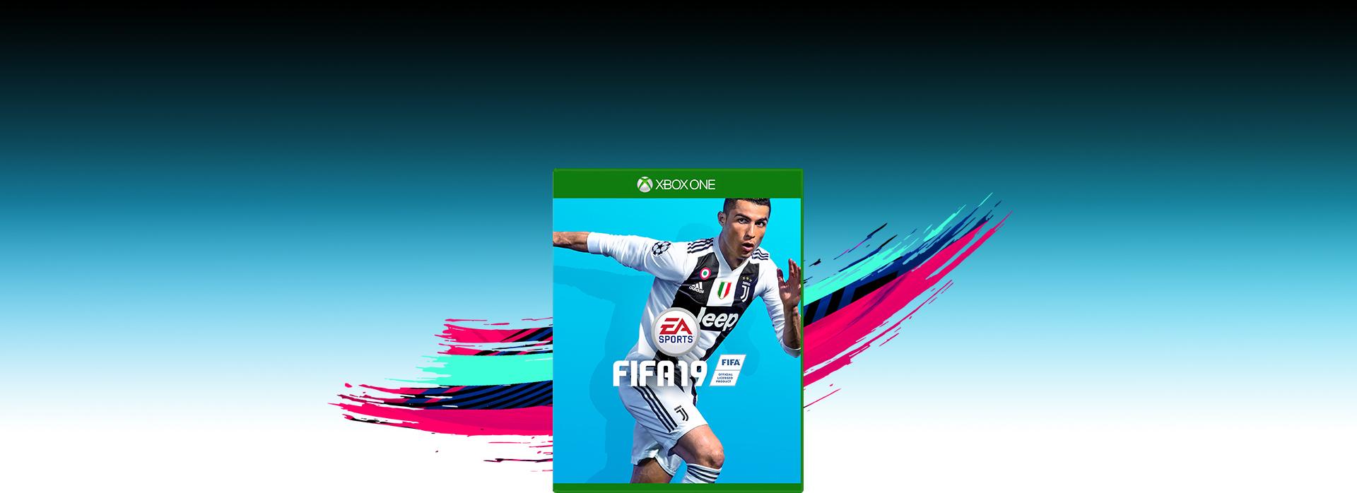 FIFA19-coverbilde