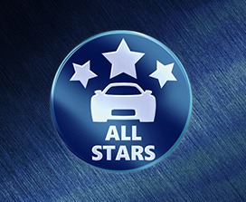 Forza Horizon 3 Motorsport All-Stars-pakket